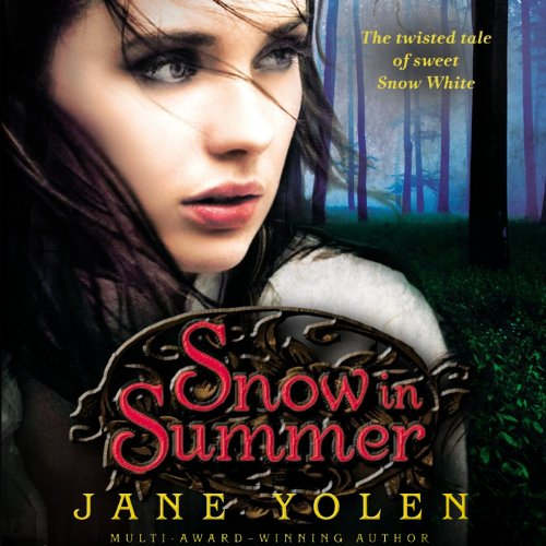 Snow in Summer audiobook cover art