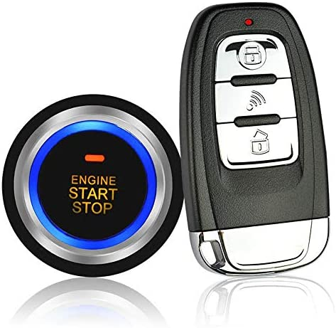 YIWMHE Ignition Philadelphia Mall System Remote Starter Autostart Max 54% OFF Car P Alarm with