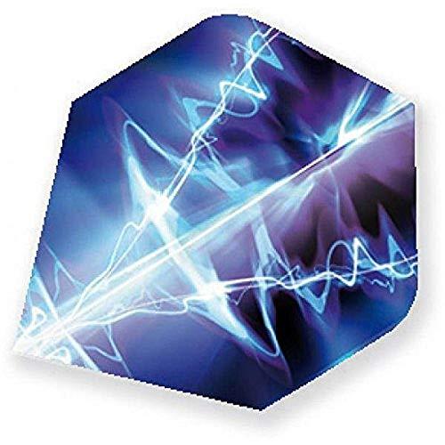 Unicorn Core.75 Fin Flug - Lightning, Mehrfarbig, Einheitsgröße