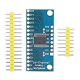 Module de démultiplexage analogique multiplexeur numérique analogique 16 canaux CMOS Haute Vitesse CMOS 16 PCS pour Arduino