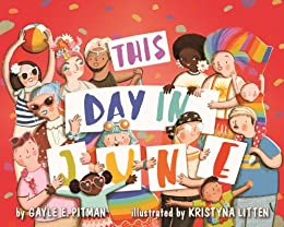 This Day In June by [Gayle E. Pitman, Kristyna Litten]