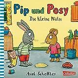 Pip und Posy: Die kleine Pfütze: Bilderbuch für Kinder ab 2 von Axel Scheffler