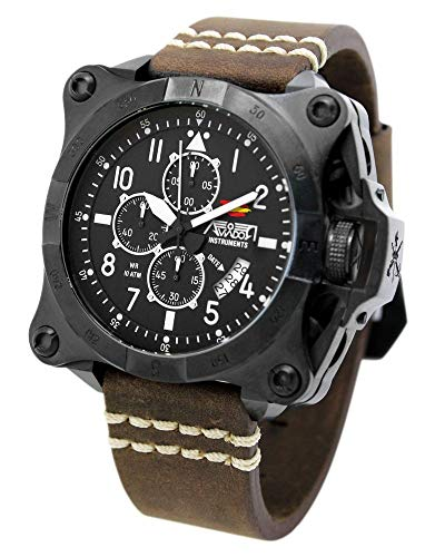 Reloj AVIADOR dedicado a La Legión Española - Reloj de Cuarzo para Hombre