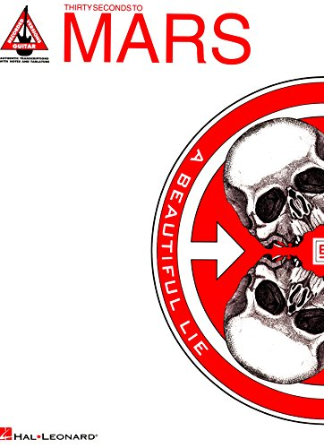 30 Seconds to Mars - A Beautiful Lie Songbook (Guitar Recorded Versions) (English Edition)