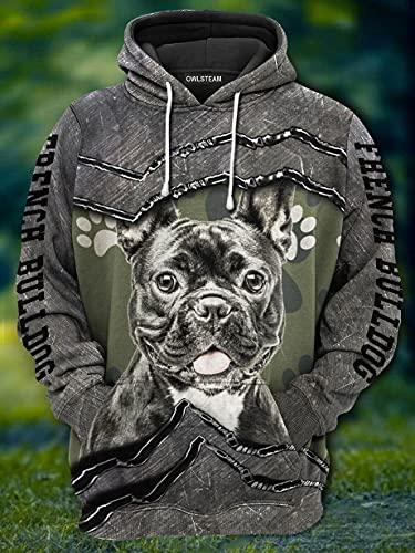 Dog french bulldog my friend Hoodie All Over Printed Pefect 3D Hoodie, Zip Hoodie, Sweatshirt, T-Shirt, Jason Voorheers Hoodie, Jason Hoodie, Horror Hoodie, Halloween Hoodie, Hoodie 3D Unisex Men Wo