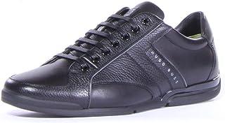 BOSS Hugo Saturn Sneaker Shoes For Men  Black - 45 EU