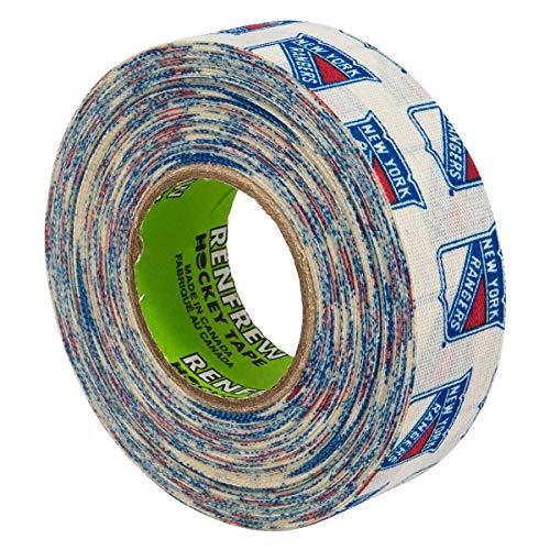 Renfrew PRO Schlägertape 24mm x 18m NHL Team New York Rangers - Eishockey - Inlinehockey- Hockey - Tape