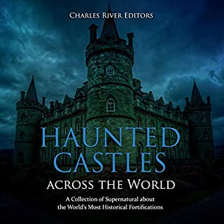 Haunted Castles Across the World audiobook cover art