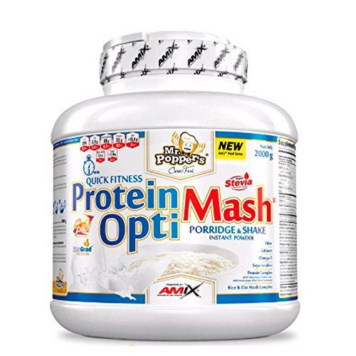 Optimash Protein 2 Kg Doble Chocolate 2 2000 g