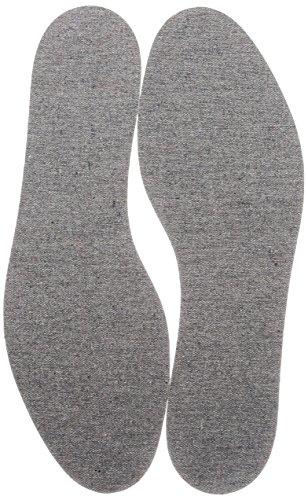 [ノサックス] 安全靴用踏抜き防止中敷 SKA-106 (グレー/4L(29cm))