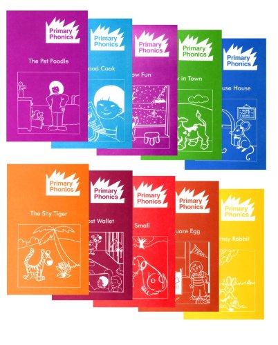 Primary Phonics Storybook Set 5