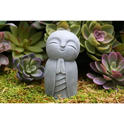 Taloit Ksitigarbha Jizo Ojizo Sama Japanese Figure, Jizo Statue Der perfekte kleine Jizo Buddha für Ihre Haus- oder Gartendekoration im Freien