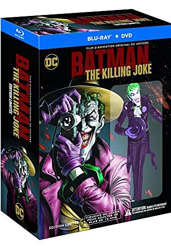 Batman : The Killing Joke [Francia] [Blu-ray]