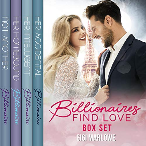 Billionaires Find Love Box Set  By  cover art