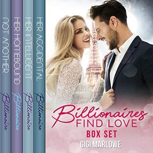 Billionaires Find Love Box Set audiobook cover art