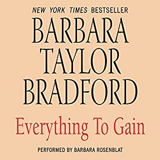 Everything to Gain audiobook cover art