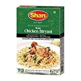 Shan Malay Chicken Biryani Mix, 1er Pack (1 x 60 g)