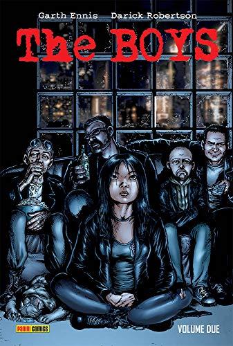 The Boys Deluxe N° 2 - Ristampa - Panini Comics - ITALIANO