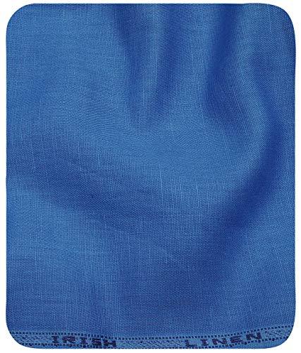 Arvind Men's 50% Cotton 50% Linen Self Design Shirting Fabric