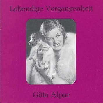 Lebendige Vergangenheit - Gitta Alpar