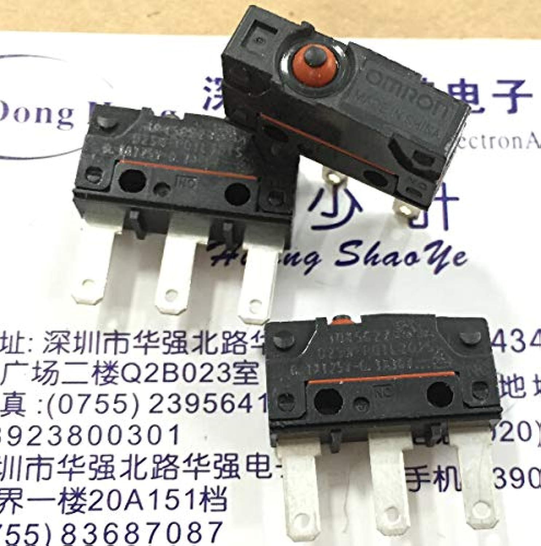 10PCS LOT Import D2SWP01L 30TS dustproof Waterproof Micro Switch Limit Stroke Switch