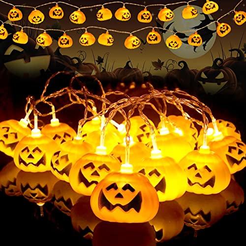 Halloween Guirlande Lumineuse, 3m lumière chaude 20 LED Citr
