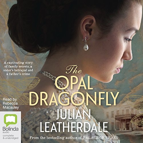The Opal Dragonfly audiobook cover art