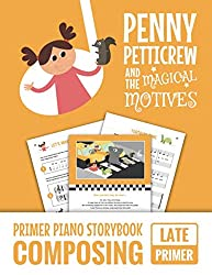 Kids Piano Lessons Birmingham - WunderKeys Late Primer Composition