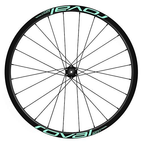 Pegatinas Llantas Bicicleta 29' ROVAL Control SL WH23 VINILOS Ruedas Menta