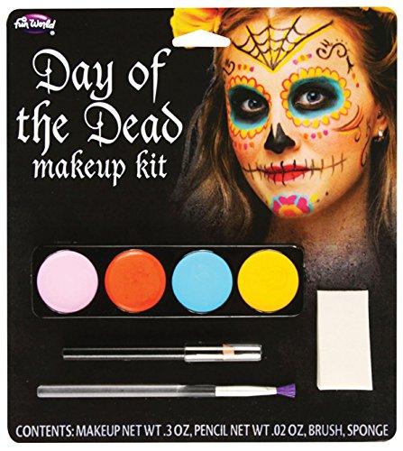 Day of Dead Make Up Kit (Female)