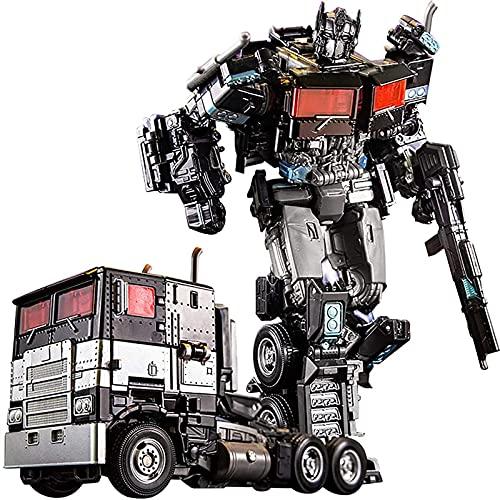 """YUIOPA Transformer Toys, Studio Series 38 Voyager Class Optimus Prime KO. Azione da Collezione Figura 7"""""""