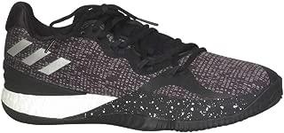 adidas Men's SM Crazy Light Boost 2018 SChamp Basketball Black/SilveMet/White 9.5