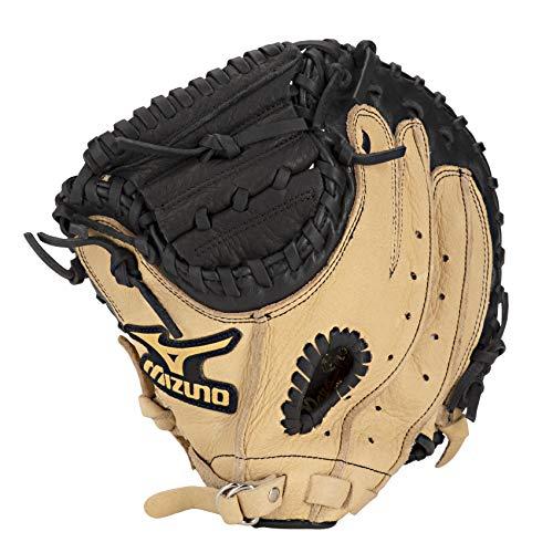 Mizuno 311667.F981.21.3250 Prospect GXC105 Youth Catcher's Mitt (32.50-Inch, Left Handed Throw)