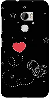 AMZER Slim Fit Handcrafted Designer Printed Snap On Hard Shell Case Back Cover with Screen Cleaning Kit Skin for HTC One X...