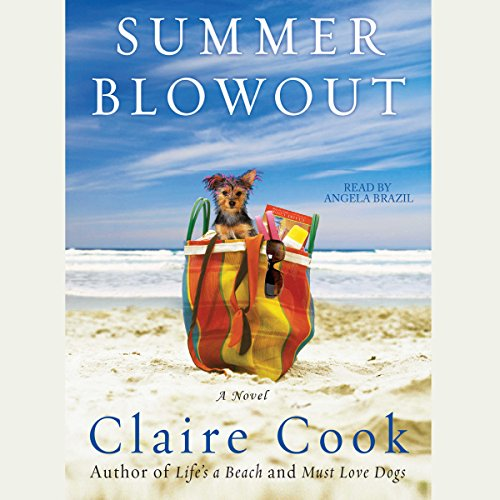 Summer Blowout audiobook cover art