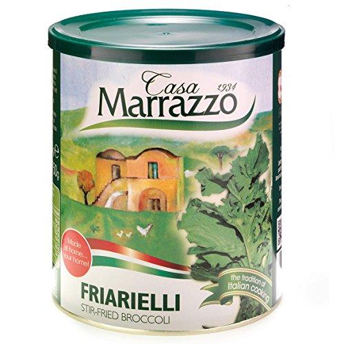 Friarielli Broccoli alla Napoletana in Olio Pacco 12 X 210 G