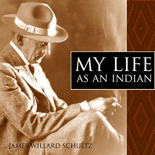 My Life as an Indian audiobook cover art