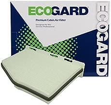 ECOGARD XC35586 Premium Cabin Air Filter Fits Volkswagen Jetta 2006-2018, Passat 2006-2021, Tiguan 2009-2018, Beetle 2011-2019, Jetta DIESEL 2006-2015, CC 2009-2017, GTI 2006-2014