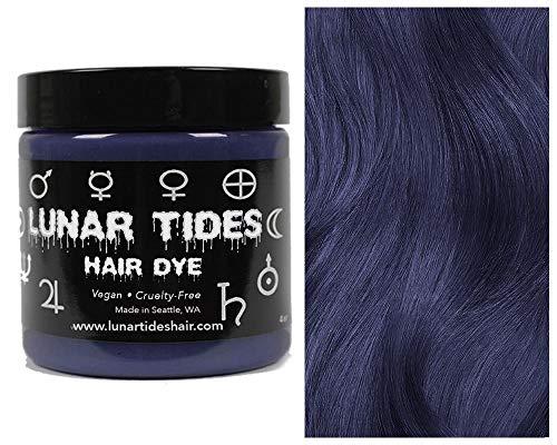 Lunar Tides Haarfärbemittel Semipermanenter Haarfarbstoff Smokey Navy Blau