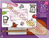 L'Atelier des enfants pas sages, coffret. 20 recettes géniales pas à pas