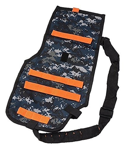 Yosoo XMS431 Adjustable Elite Tactical Blaster Sleeve for Nerf N-Strike, Elite Series