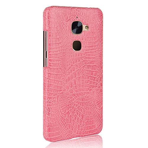 Manyip LeEco Le S3 Funda Case para teléfono móvil Rugged Shield 360°Protege tu teléfono Concha de patrón de cocodrilo Case Funda para LeEco Le S3