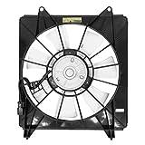 2012 Acura TSX A/C Condenser Fan Assemblies - APDI 6019152 A/C Condenser Fan Assembly