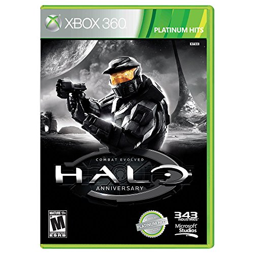 Microsoft Halo: Combat Evolved Anniversary, Xbox 360 Xbox 360 Inglés vídeo - Juego (Xbox 360, Xbox 360, Shooter, Modo multijugador, M (Maduro))