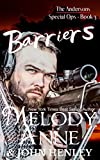 Barriers: Anderson Special Ops - Book 3