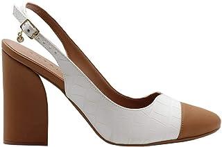 fd96429f6 Moda - Branco - Sapatos Sociais / Calçados na Amazon.com.br