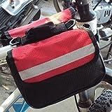 Moppi Mountain Bike Three In One Ride Doppelsatteltasche Fahrrad Fronttasche -
