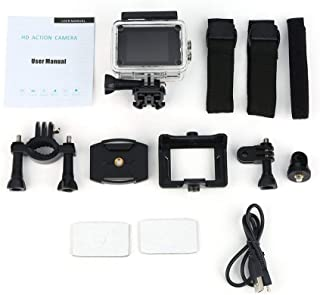 Sony FDR-X1000V Sony HDR-AS20 Navitech 8-in-1 Action Camera Accessories Combo Kit with EVA Case Compatible with The Sony DSC-RX0 HDR-AS200V