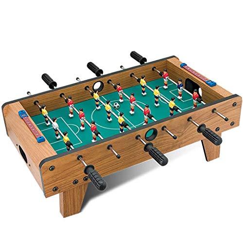 Mesa de futbolín, fácilmente Ensamble de Madera Juego de...