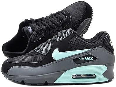 Amazon.com | Nike Air Max 90 Essential Black Mint Candy (537384 ...